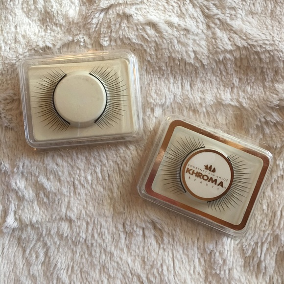 Khroma Beauty Makeup Khroma Lashes Poshmark